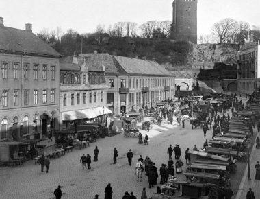 Stortorget 1901